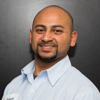 Avinash Panday : Parts Reciever